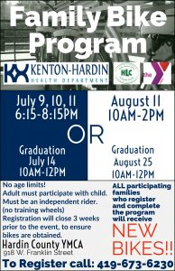 Family Bike Program @ Hardin County YMCA