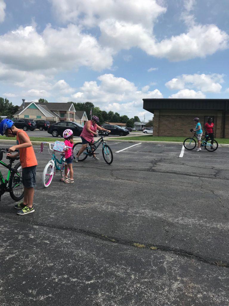 Family Bike Program Class 2