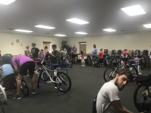 Family Bike Program