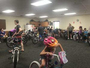Family Bike Program