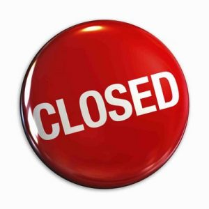 Offices Closed @ Kenton Hardin Health Department