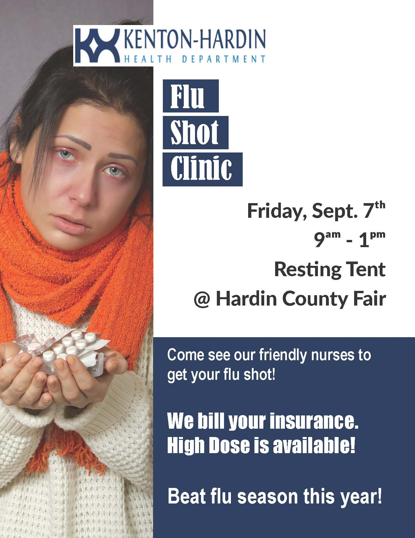 Fair Flu Shot Clinic