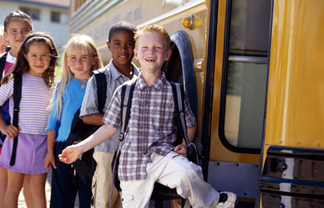 National School Bus Safety Week Oct. 22-26