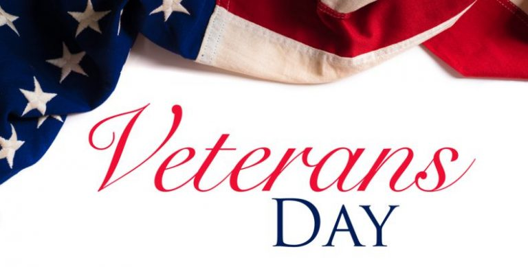 Offices Closed for Veterans Day