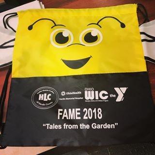 F.A.M.E bee bags 2018