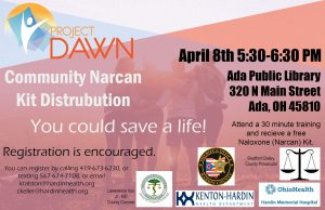 Project DAWN @ Ada Public Library